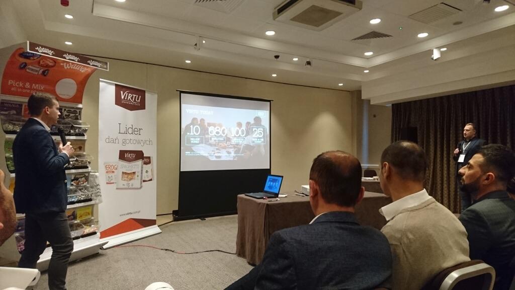 Razem możemy więcej / Let's make money together - Pierwsza Konferencja Sieci Food Plus / Mastermedia / Oxford Leeds