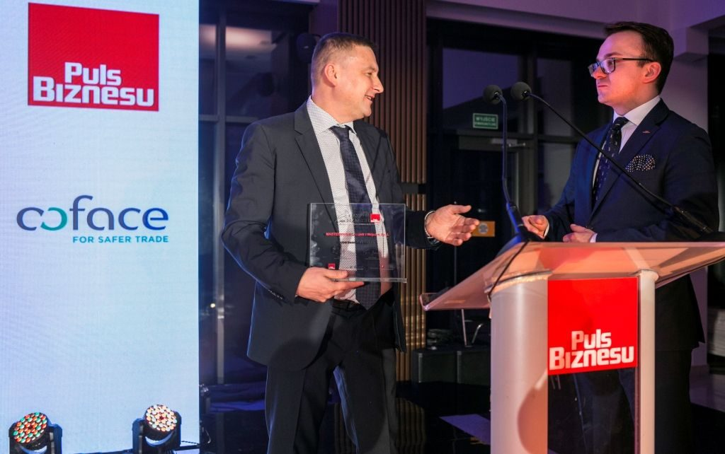 Gazela Biznesu 2017 | Ranking | Wyróżnienia | Najbardziej dynamiczne małe i średnie firmy w Polsce. Puls Biznesu | Coface | Mastermedia | Eksport polskich produktów